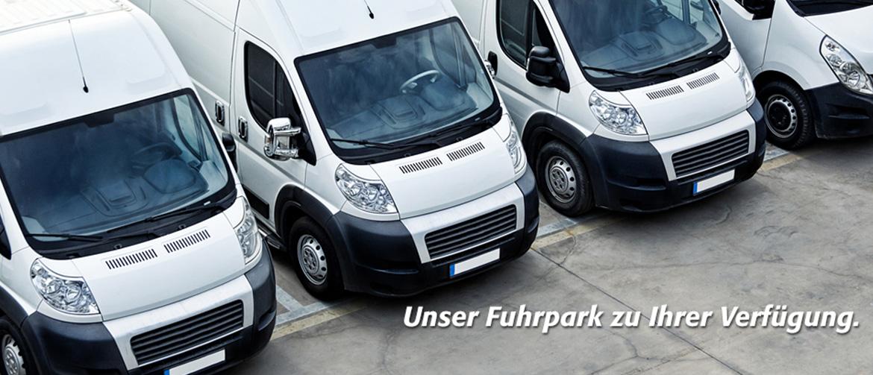 Die Rasant Car-Go Flotte: Technisch top und für Sie einsatzbereit